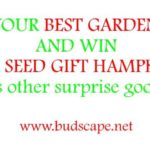 SUBMIT YOUR BEST GARDENING TIP AND WIN – BLOG CONTEST