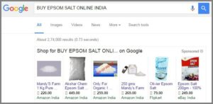 BUY EPSOM SALT IN INDIA