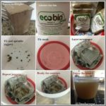 ECOBIN – BOKASHI COMPOSTING on the kitchen counter-top!